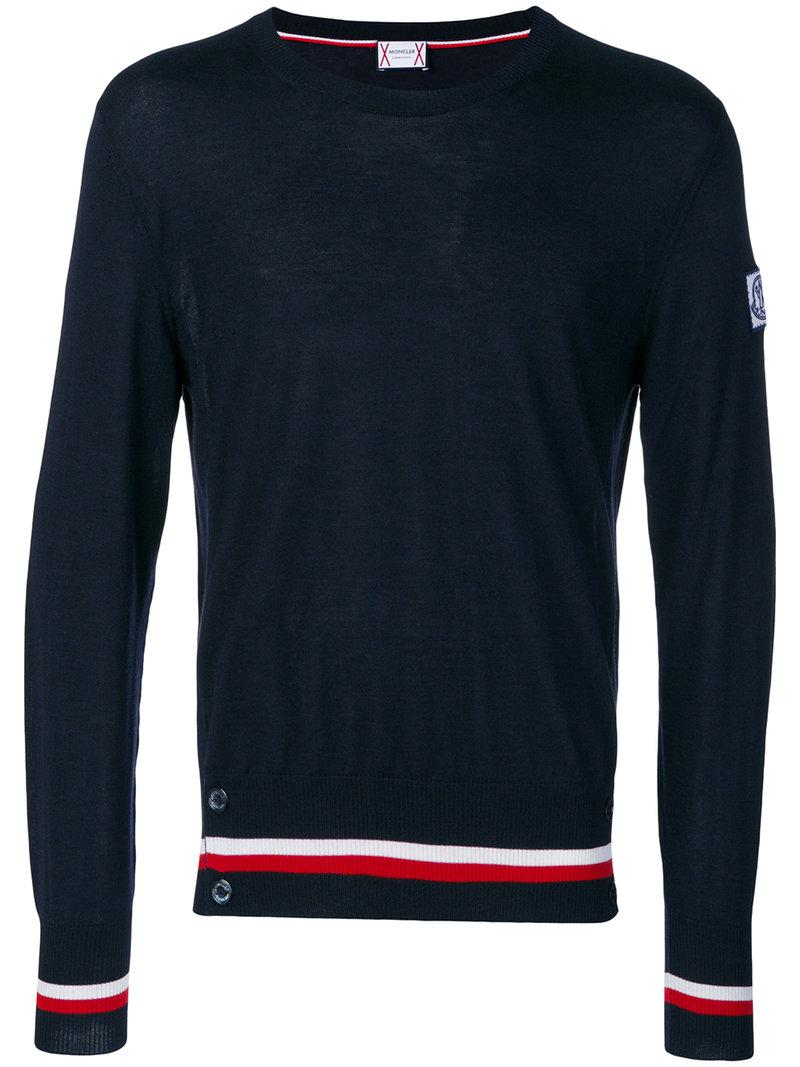 maglioncino moncler