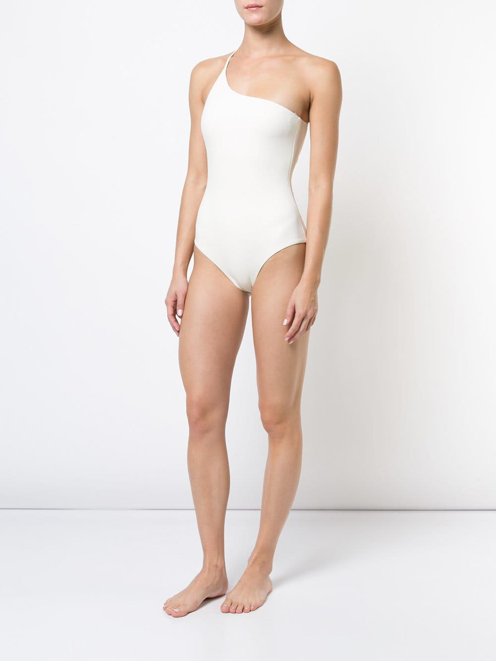 d30778053a950 Alix Seville Swimsuit in White - Lyst