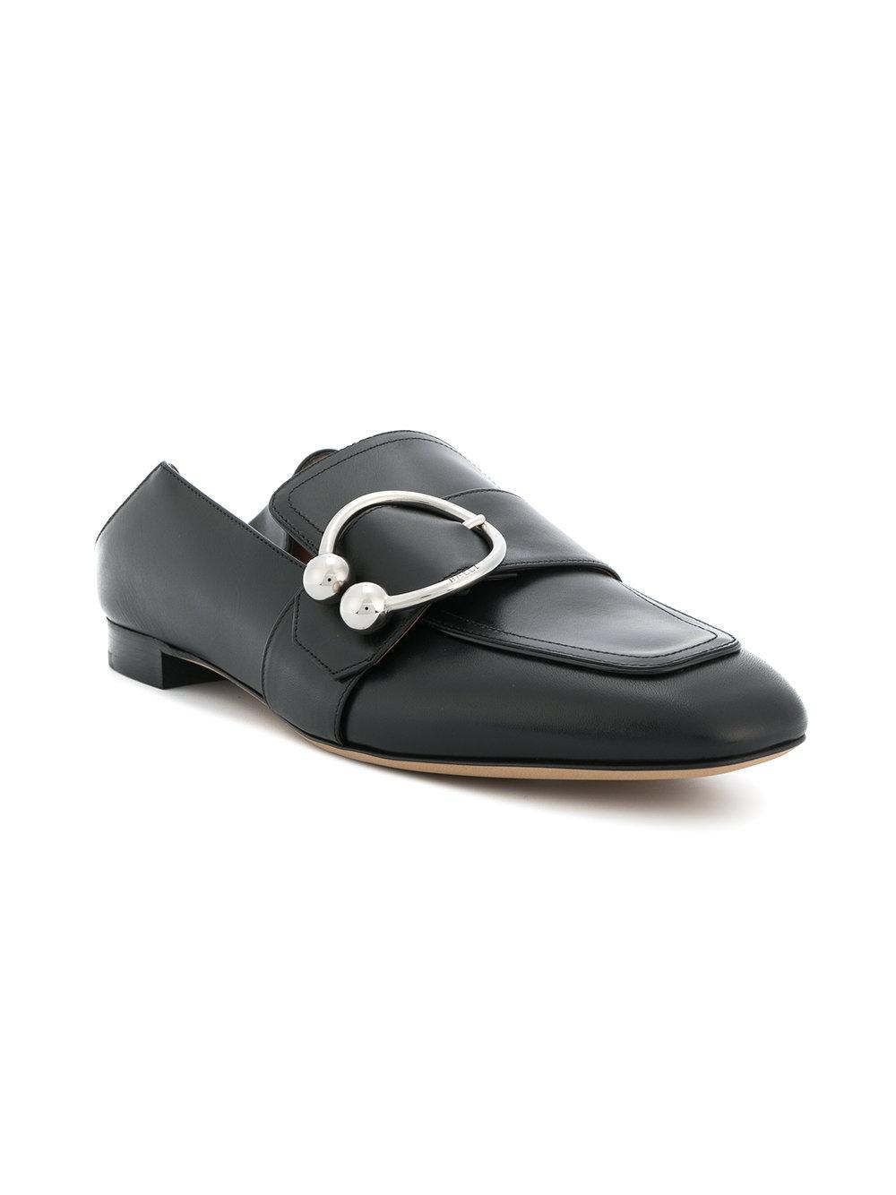 Malinda Loafers Lyst In Bally Black fb7gY6y