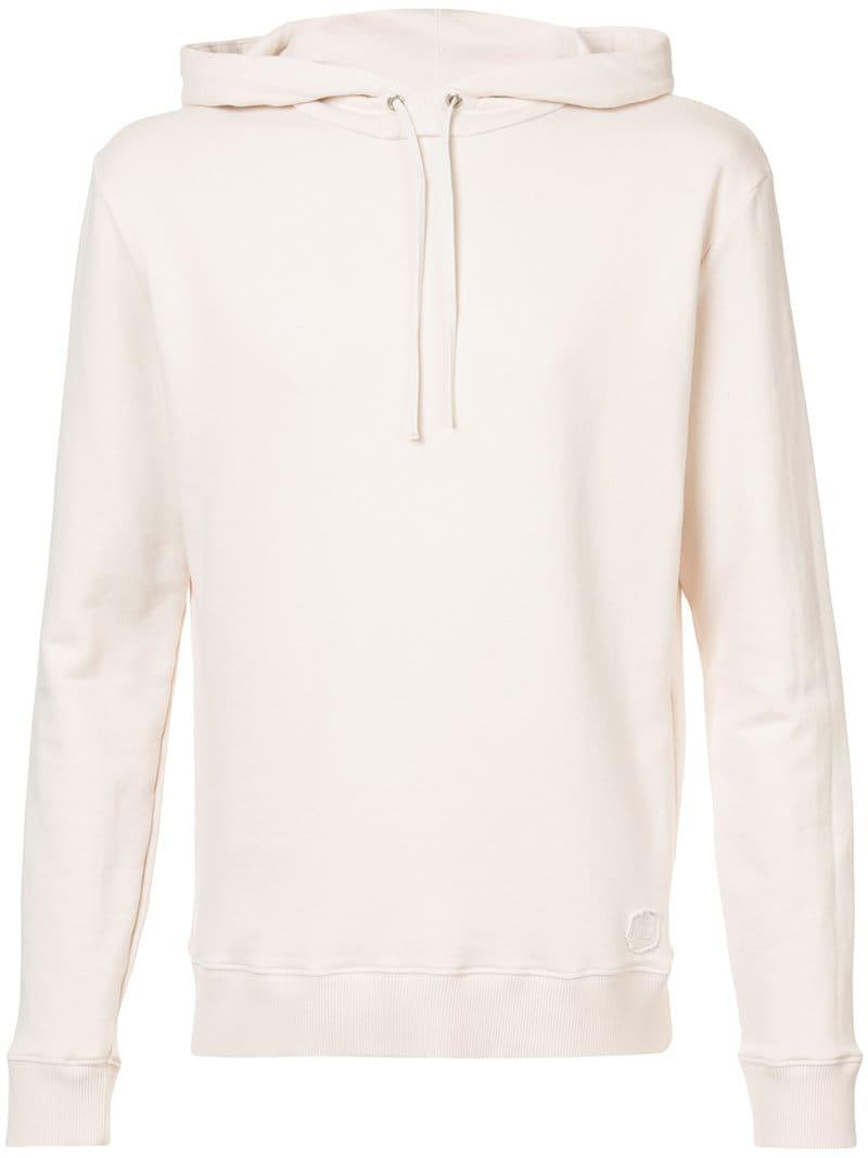 770240e93 Lyst - Saint Laurent Classic Hooded Sweatshirt in Pink for Men ...