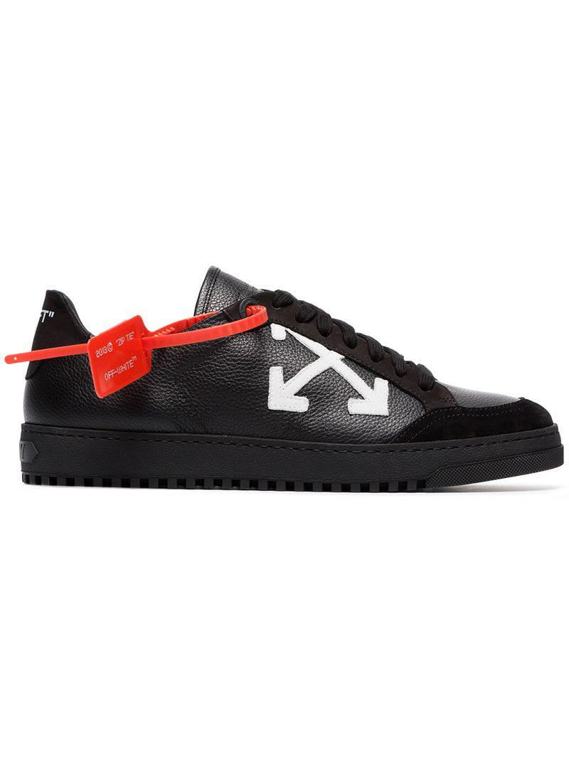 Co En Off Baskets Abloh Virgil Carryover Lyst White Coloris Noir wqIfnZ
