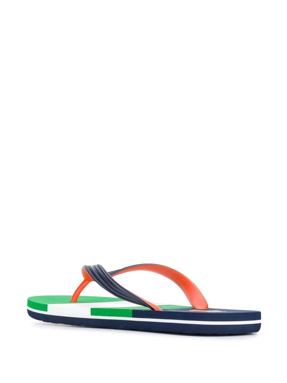 65671aad004d Polo Ralph Lauren - Blue Whittlebury Flip-flops for Men - Lyst. View  fullscreen