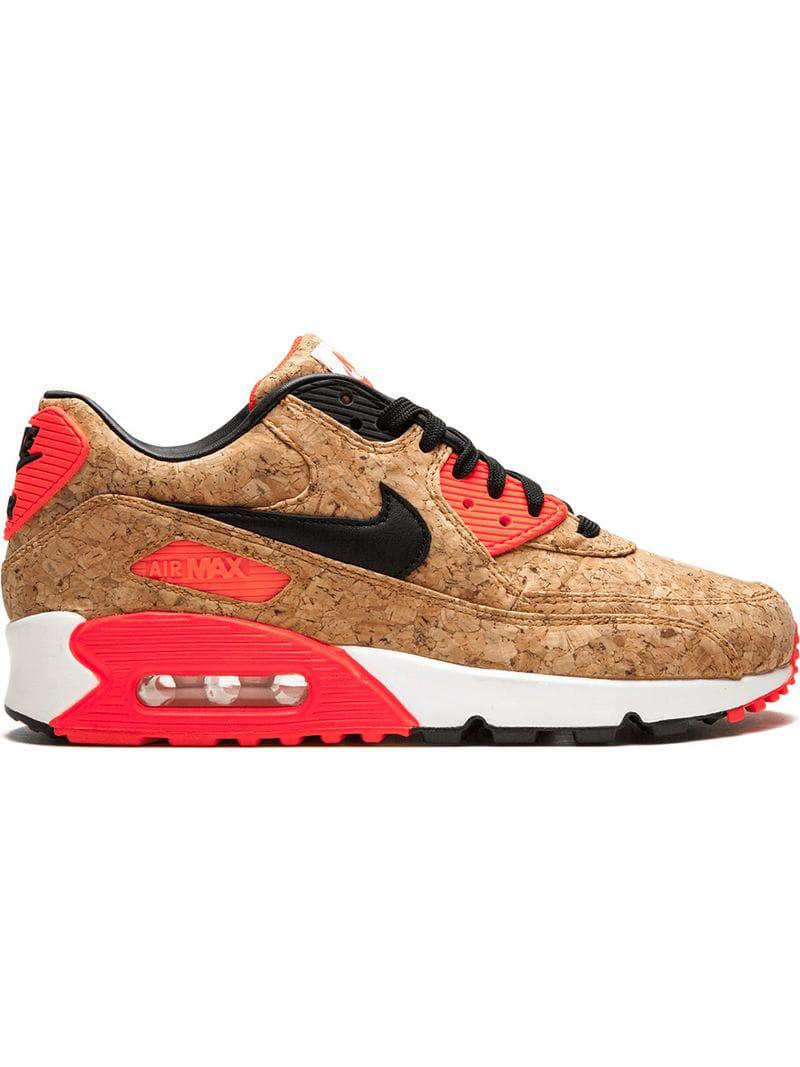 c999d8a8abe Nike Air Max 90 Anniversary Sneakers in Brown for Men - Lyst