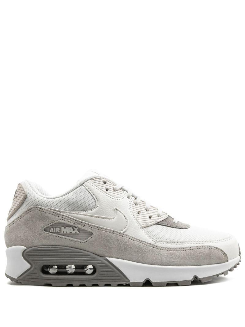 60d25e5f51 Nike Air Max 90 Sneakers in White - Lyst