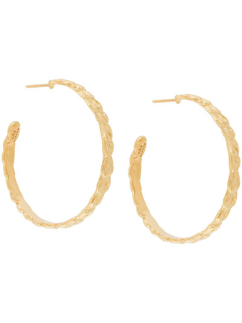 Gas Bijoux Bibi Liane earrings - Metallic UgvO9GijeS