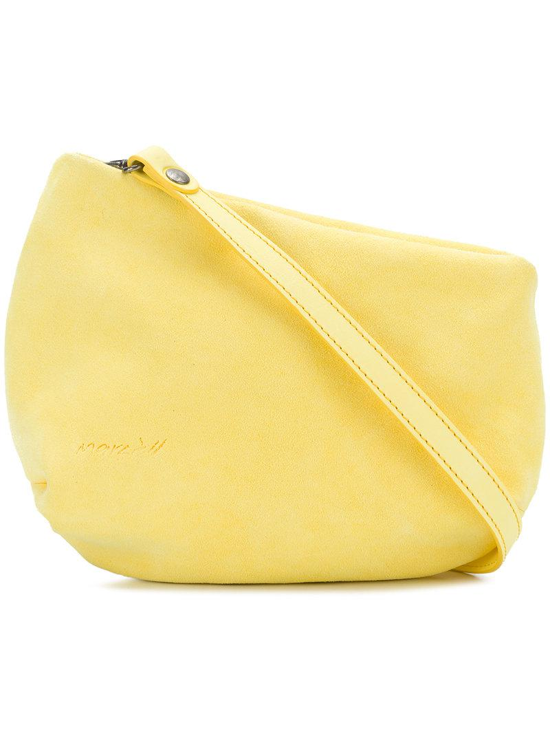 Gobetta shoulder bag - Yellow & Orange Marsèll Discount Outlet Store HLMvMBsaB