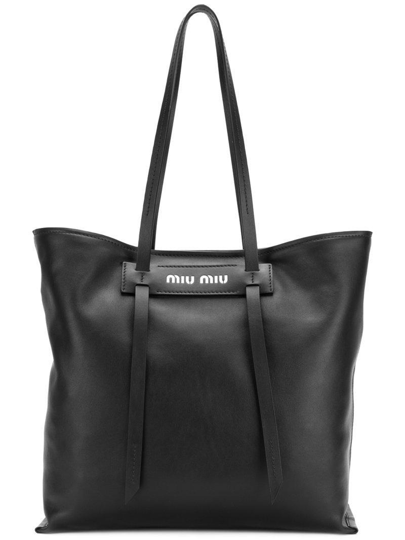 8bbc520e6265 Gallery. Previously sold at  Farfetch · Women s Miu Miu Shoulder Bag ...