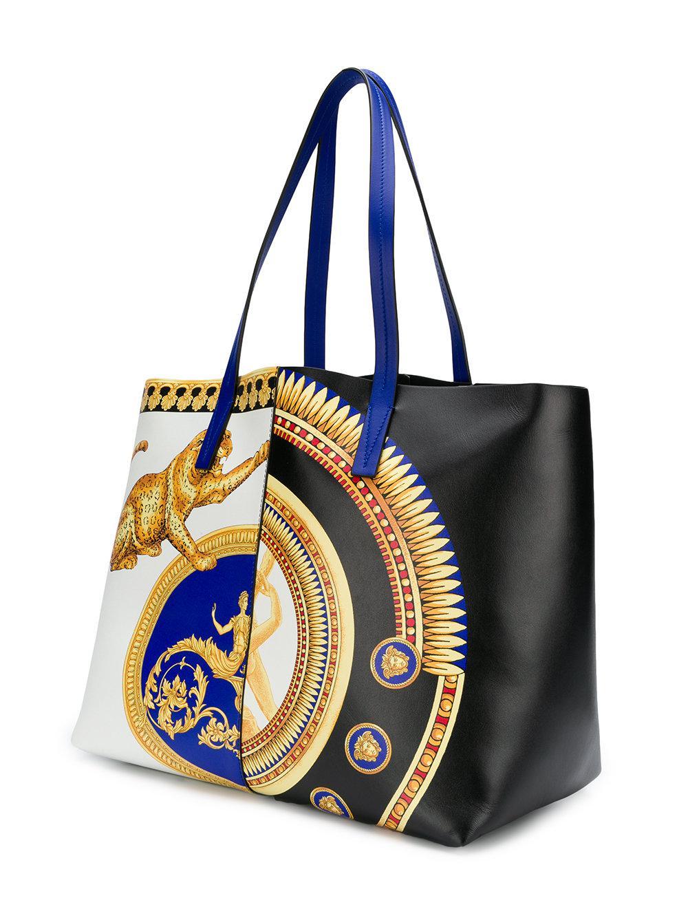 d67f2c791e Versace Baroque Tote Bag