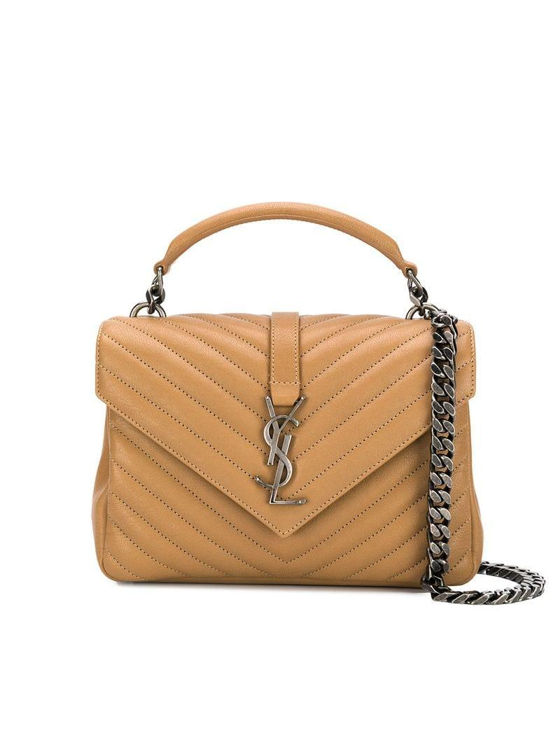 e92a3d41ee Saint Laurent. Women s Collège Shoulder Bag