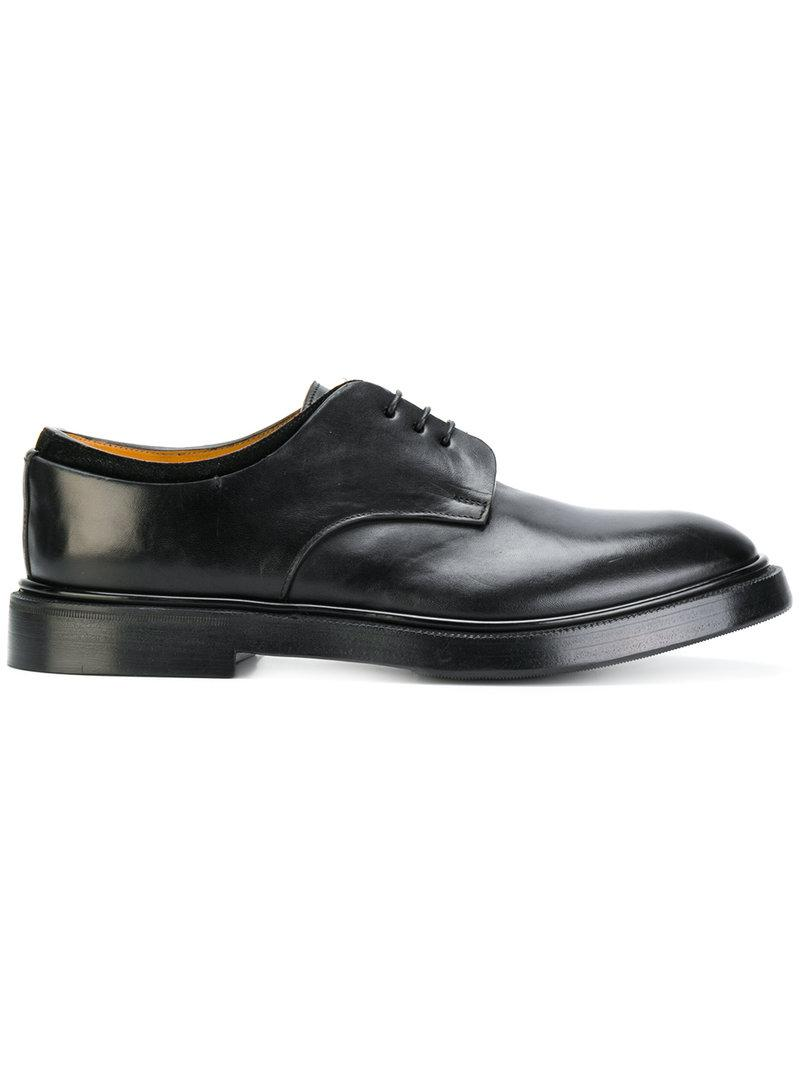 classic lace-up shoes - Black Premiata pdkRiy7X9k