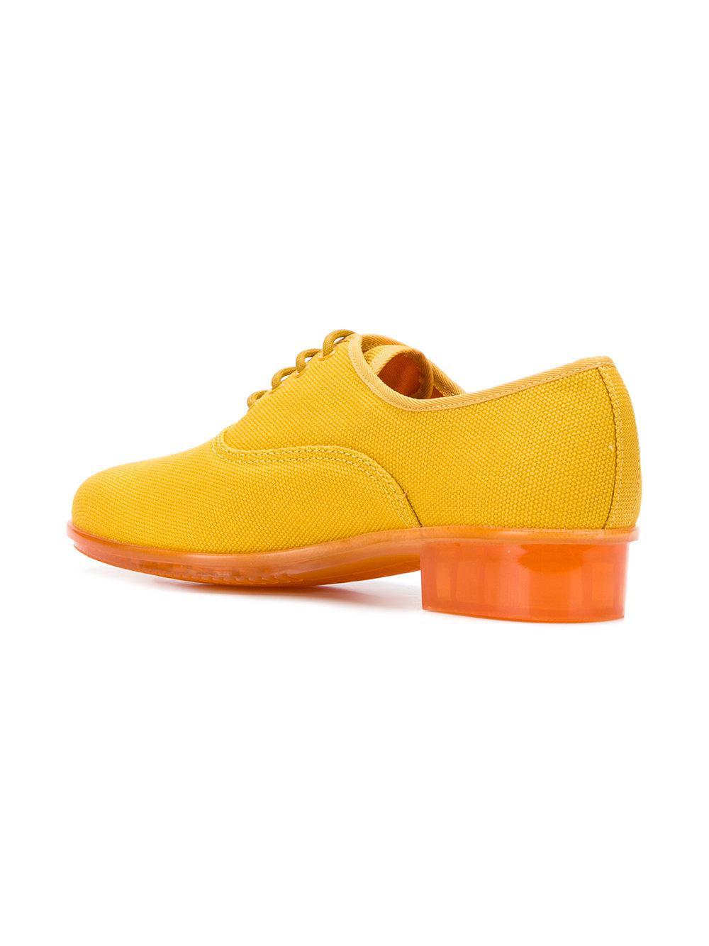 Camping Chaussures De Jazz Casi - Jaune Et Orange HzVGqU64s9