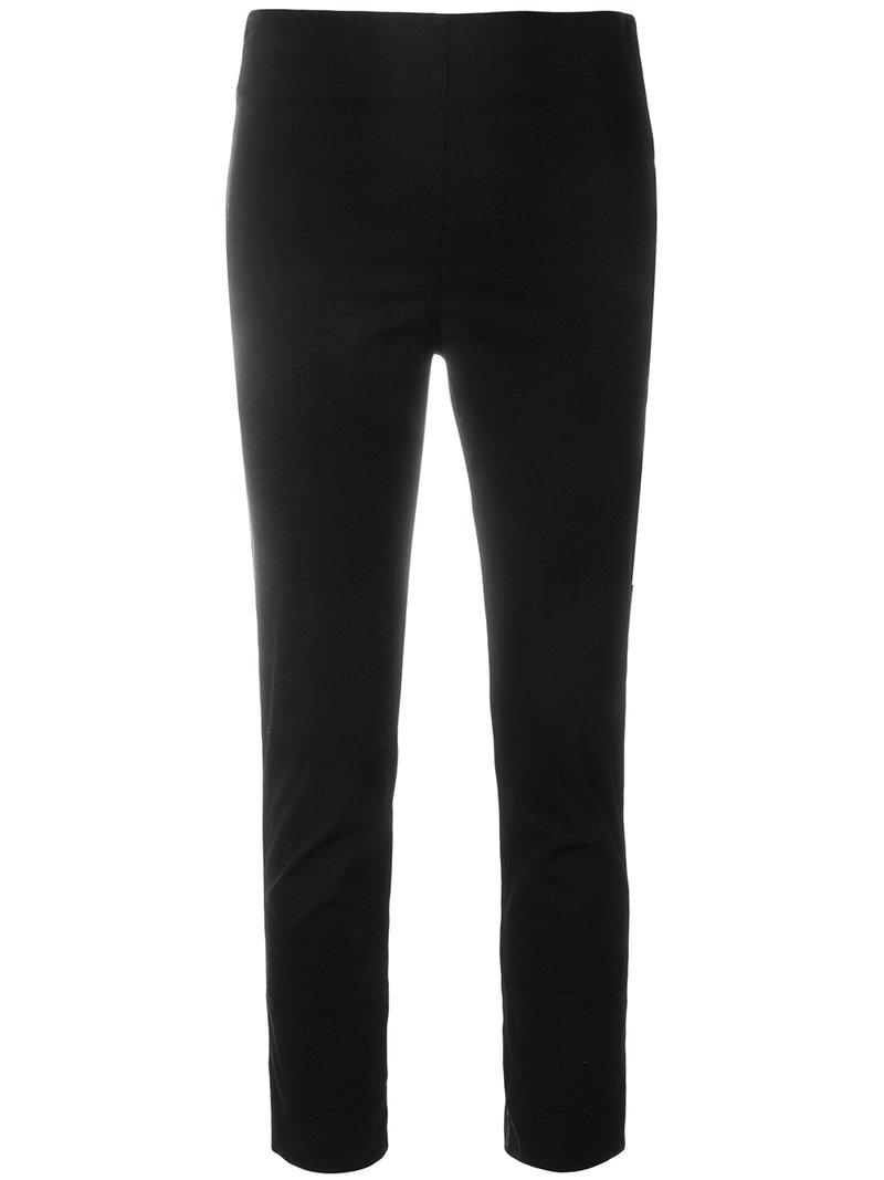 cropped skinny trousers - Black Hache Sale Classic vD2tR