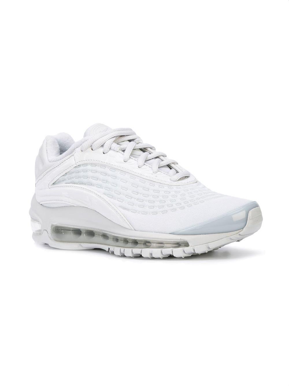 db087ad27d Nike Airmax Deluxe Se in White - Lyst