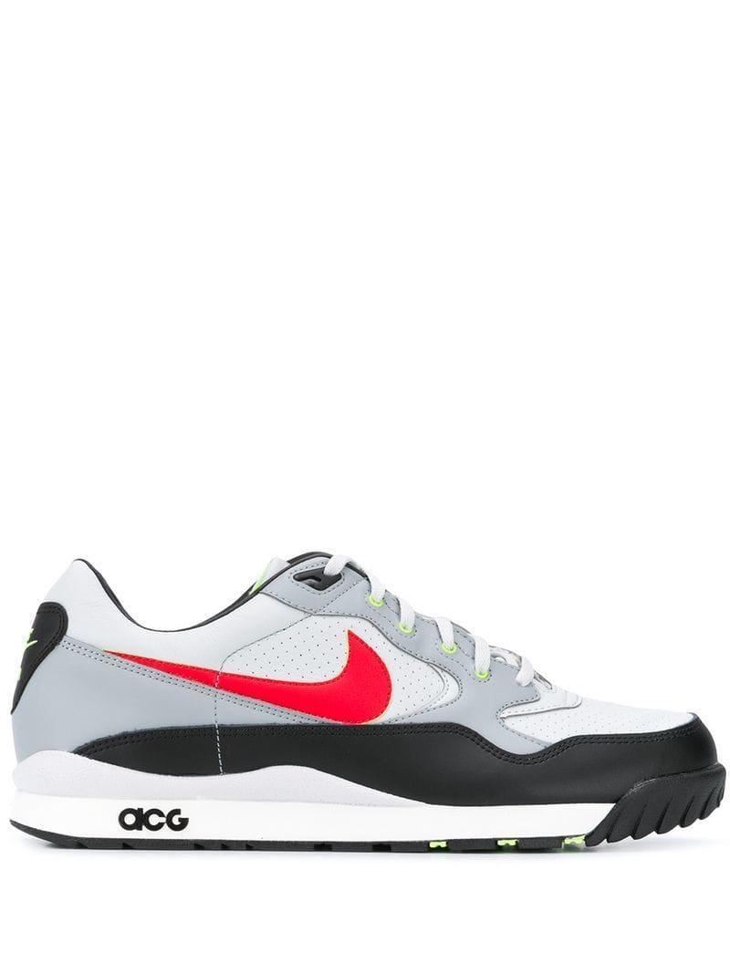 fb05456f048d Lyst - Nike Air Wildwood Acg Sneakers in Gray for Men