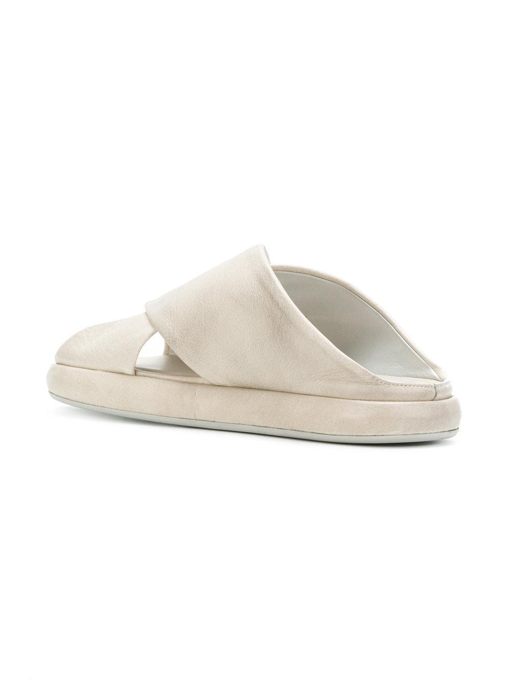 6b272c1445dd57 ... Strap Sandals for Men - Lyst. View fullscreen