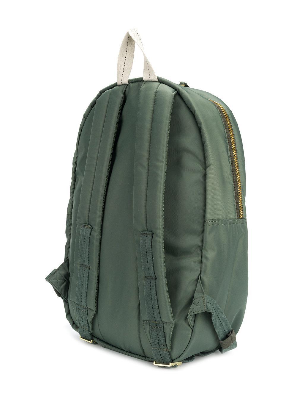 Lyst - Herschel Supply Co. Logo Patch Backpack in Green for Men 65866192d0
