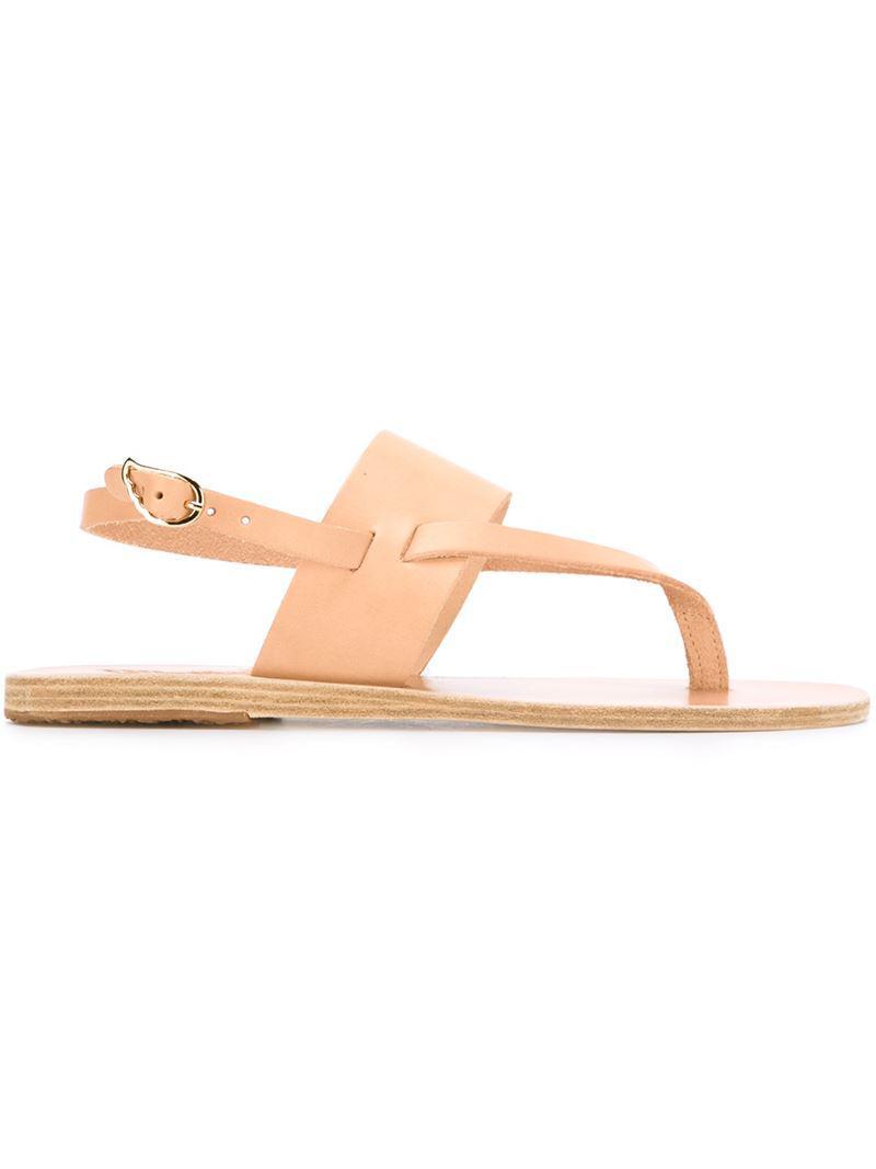 Zoe sandals - Nude & Neutrals Ancient Greek Sandals 9tHmfjaLM