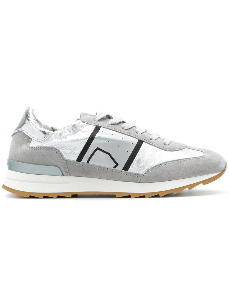 Toujours sneakers - Metallic Philippe Model