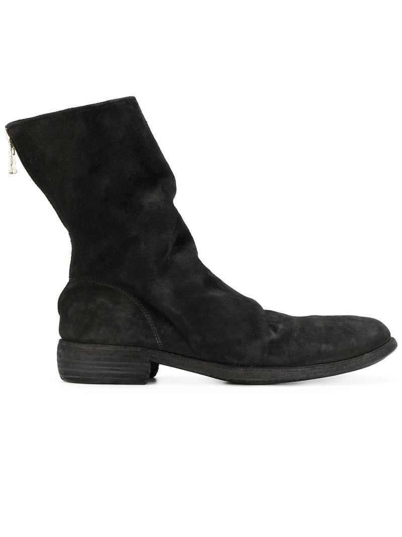 Guidi relaxed zipped boots buy cheap manchester great sale fQOwH7qvZP