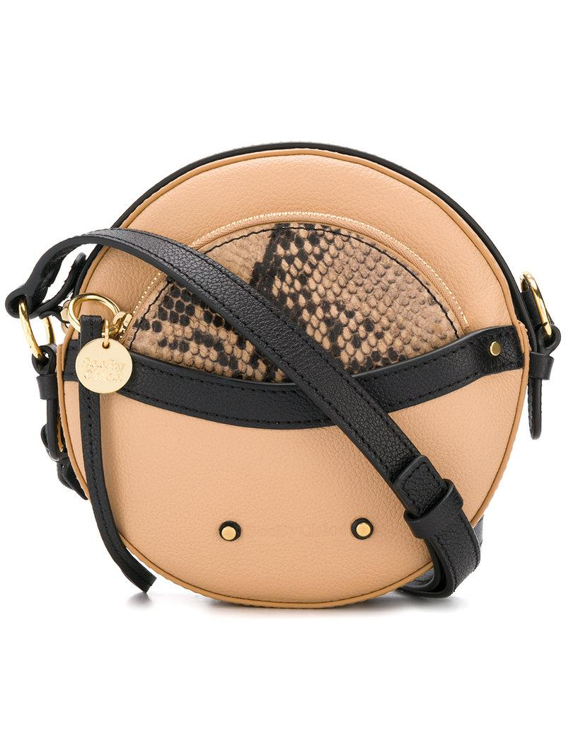 Chloé Rosy round shoulder bag htphi