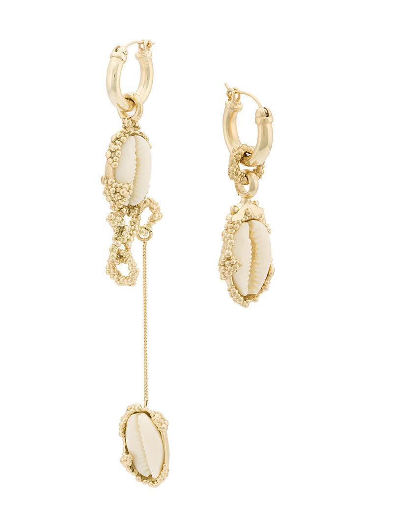Ellery Fonda single hoop earring jFzL6v6s