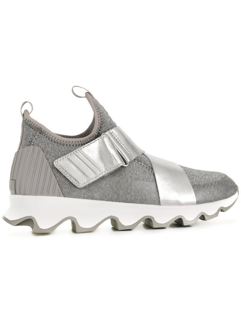 strap detail sneakers - Black Sorel mHpVF6h9