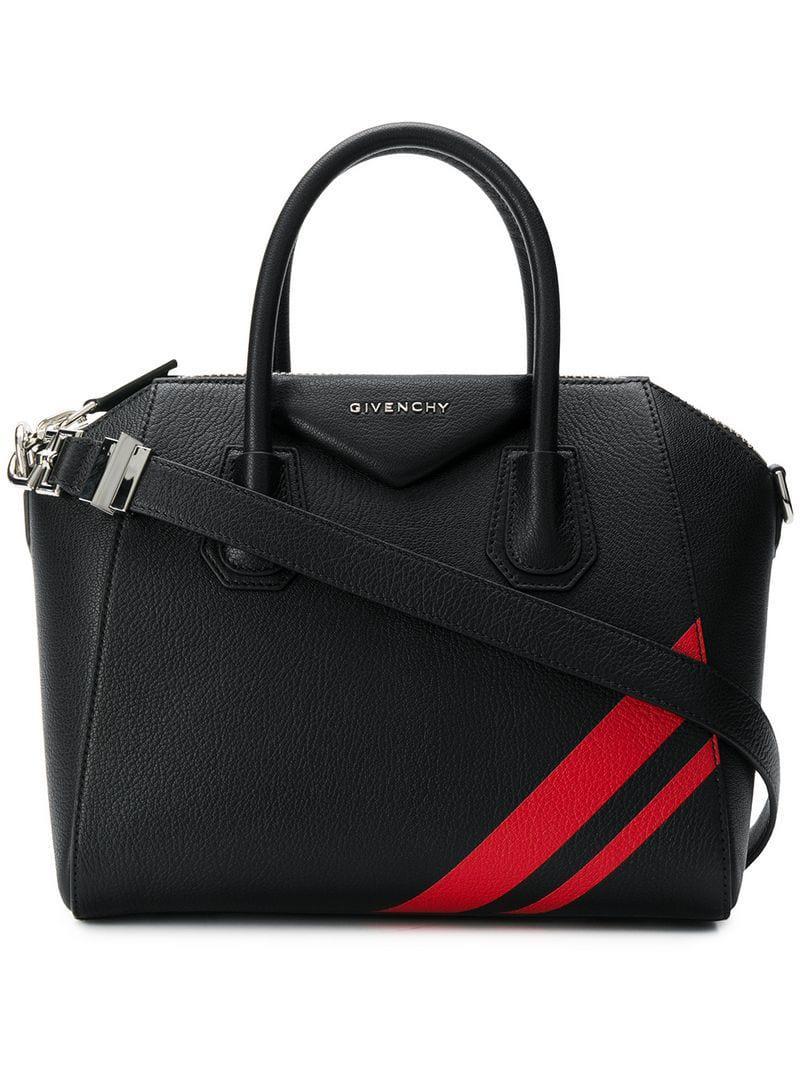 Givenchy - Black Antigona Small Tote Bag - Lyst. View fullscreen c40bdf3833