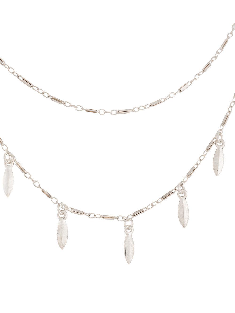 PetiteGrand Gismonda necklace - Metallic FZodDZTRa