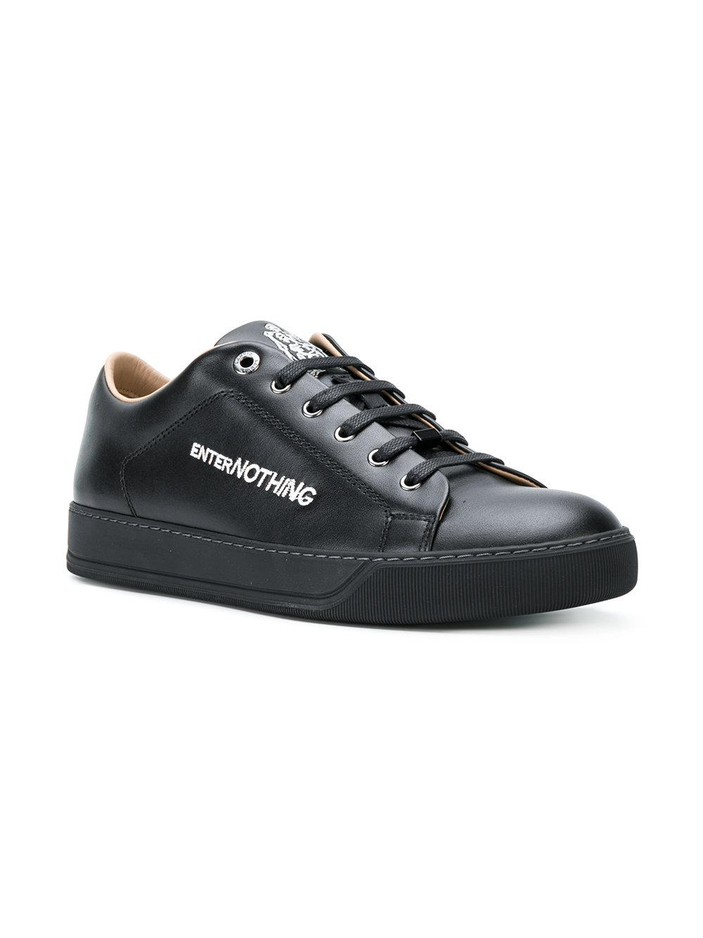 low priced 3424a 6f699 lanvin-Black-Enter-Nothing-Sneakers.jpeg