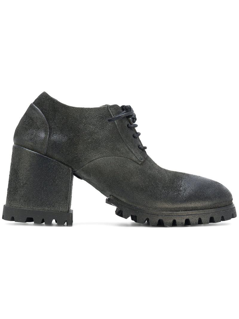 ridged sole boots - Black Mars New Arrival Cheap Price Sast For Sale Buy Cheap Explore Cheap Sale Big Discount Clearance Lowest Price jWANqN4zhR