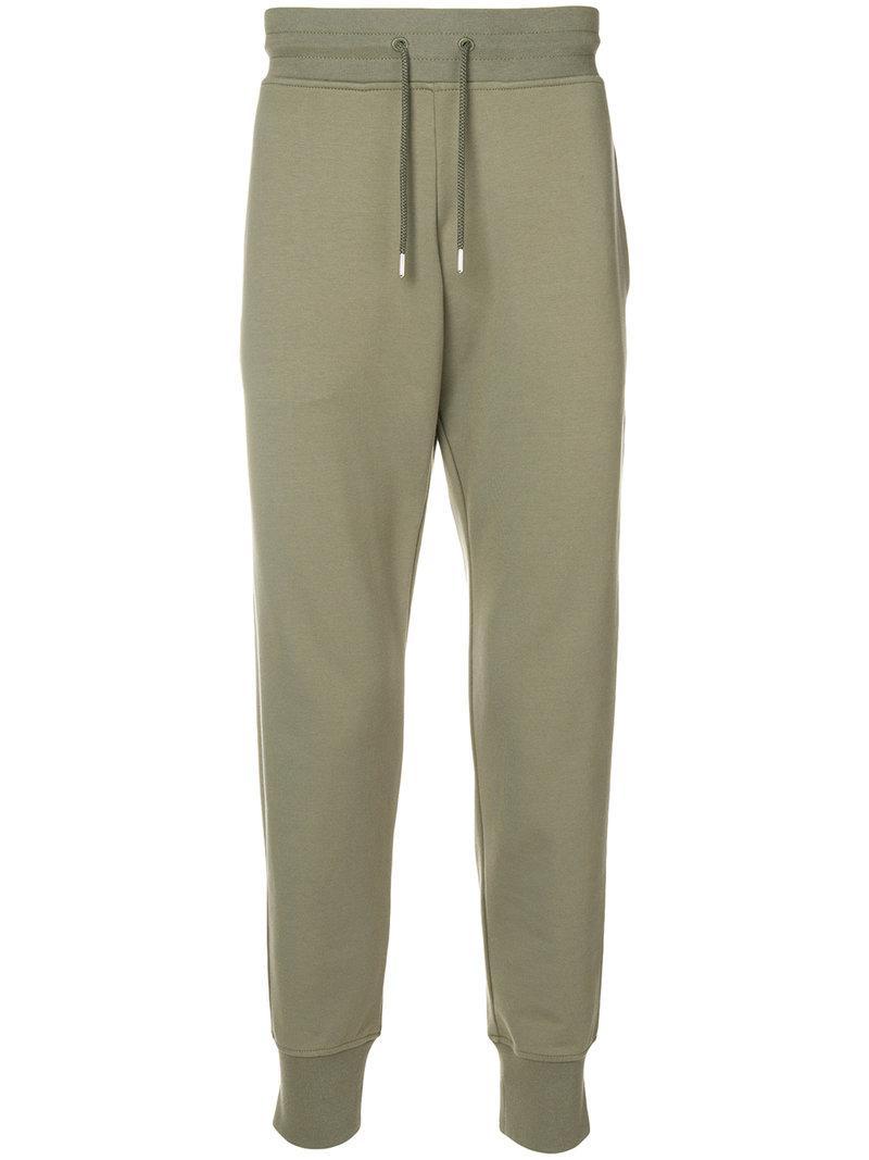Love Moschino. Pantalones de chándal con cintura elástica de hombre de color  verde ab62f9f4ed7b7