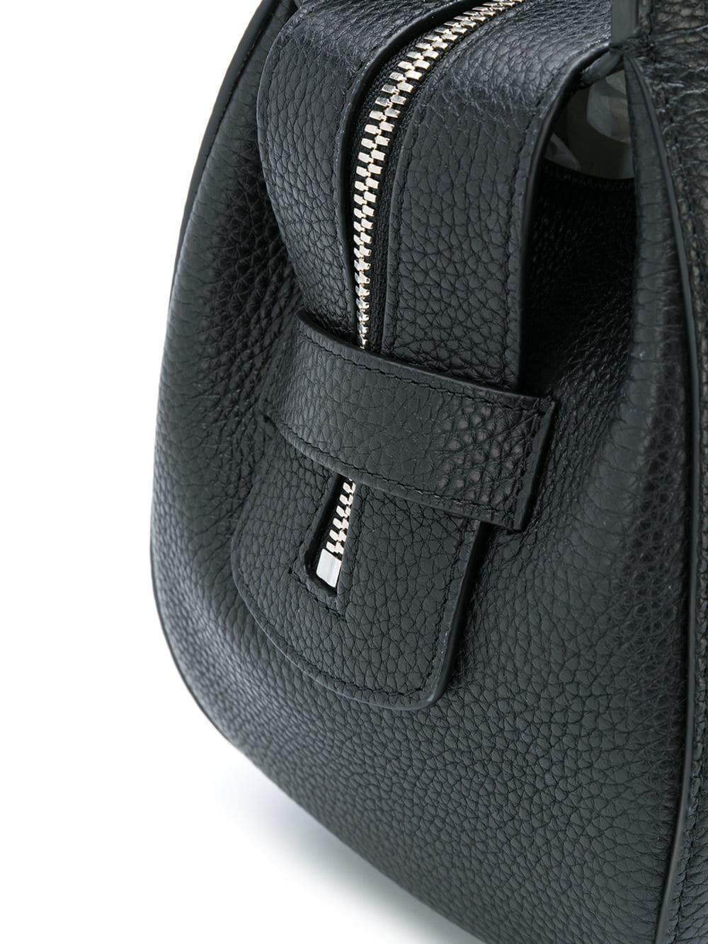 Giorgio Armani - Black Small Tote - Lyst. View fullscreen 3494bb65a9