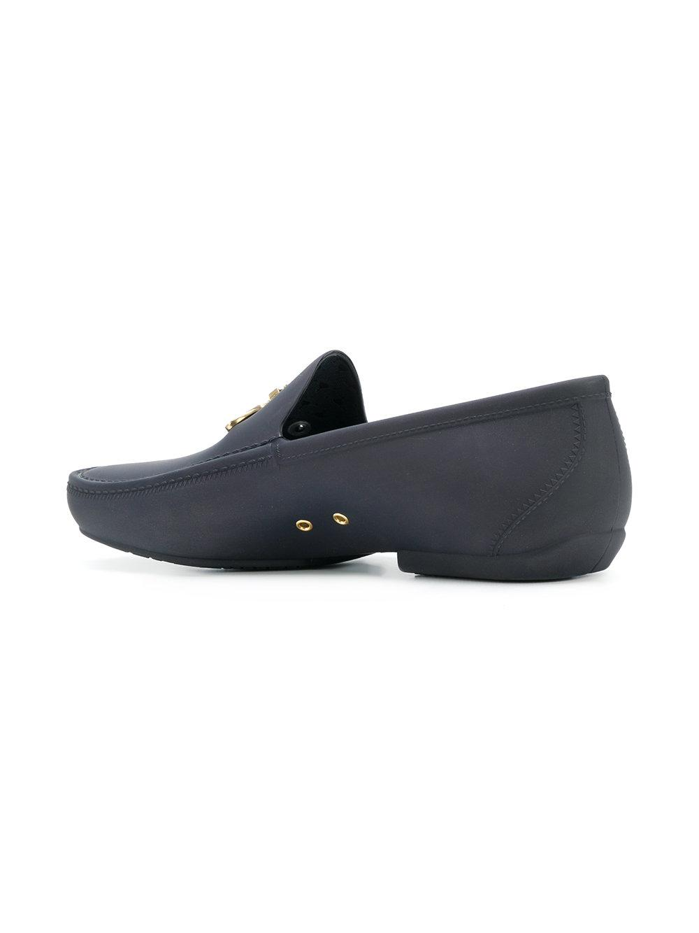 front logo loafers - Blue Vivienne Westwood Cheap Finishline Outlet Purchase l7f0Pdhdfd