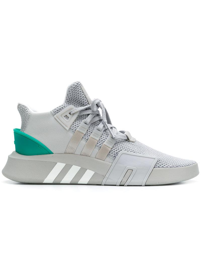 413645c2398 Lyst - adidas Eqt Bask Adv Sneakers in Gray for Men