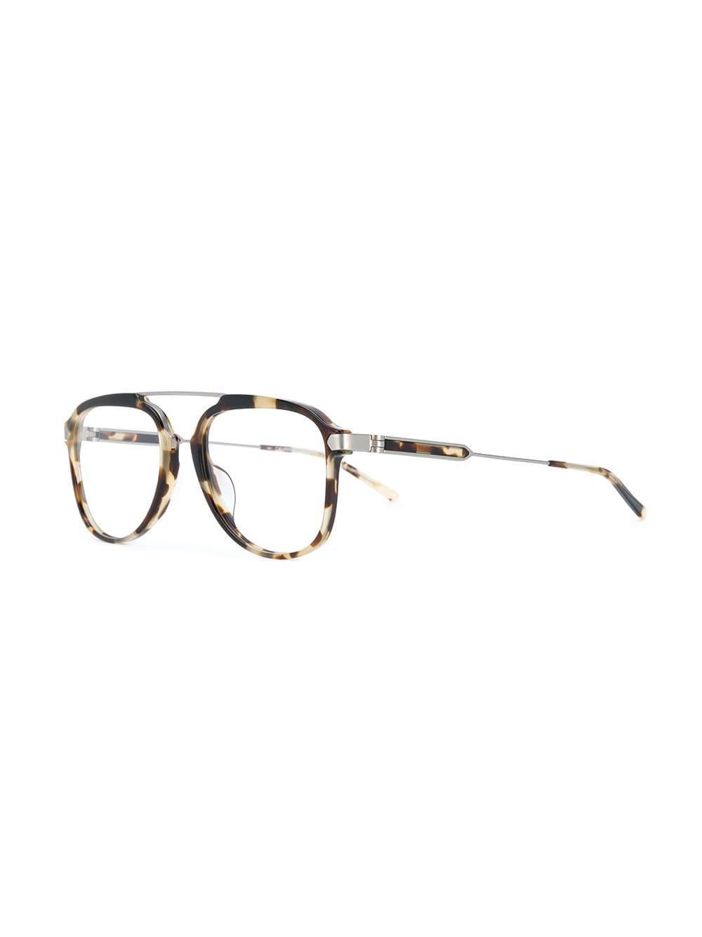 e622cfca1cd CALVIN KLEIN 205W39NYC - Multicolor Square Frame Glasses for Men - Lyst.  View fullscreen