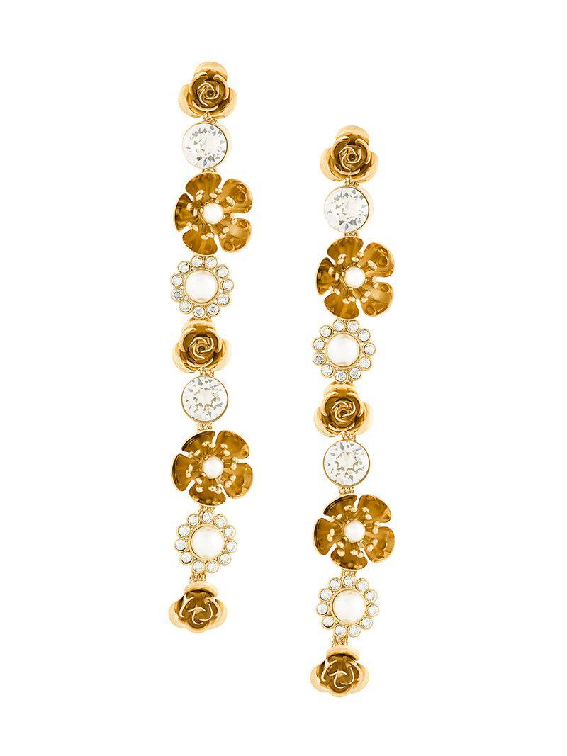 Ca&Lou hoop earrings - Metallic jD0LbHghH