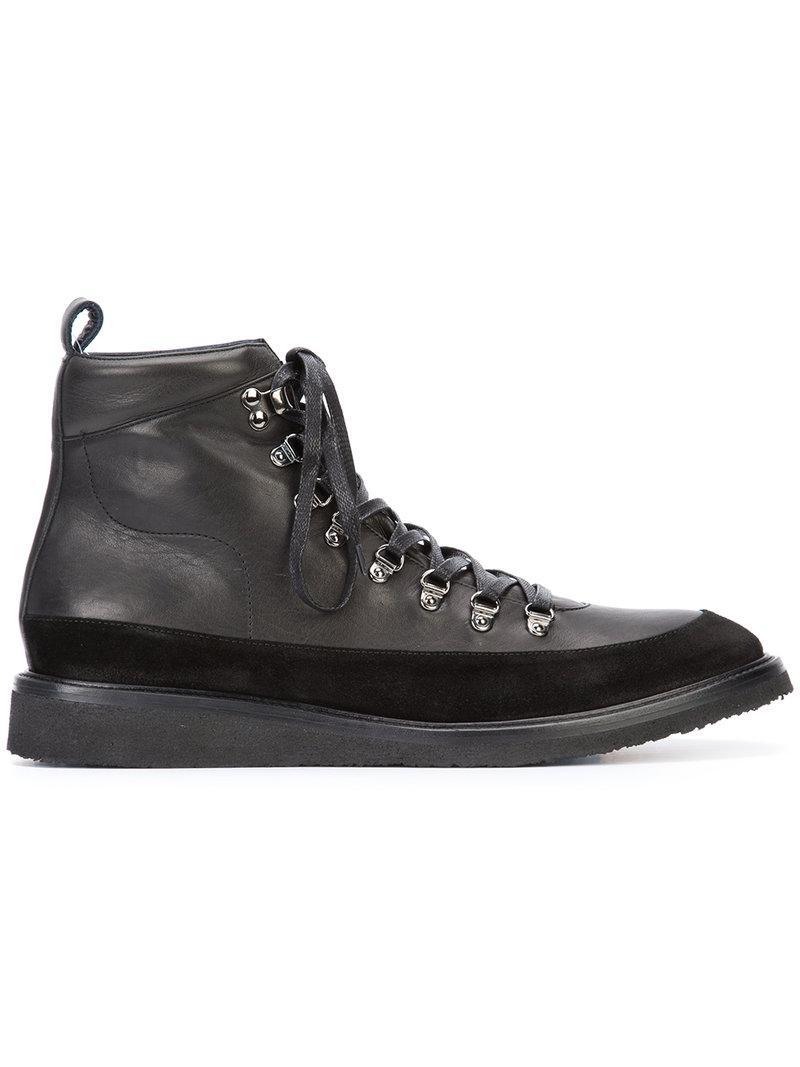 Valas Chaussures De Sport De Randonnée - Noir JF4DCs