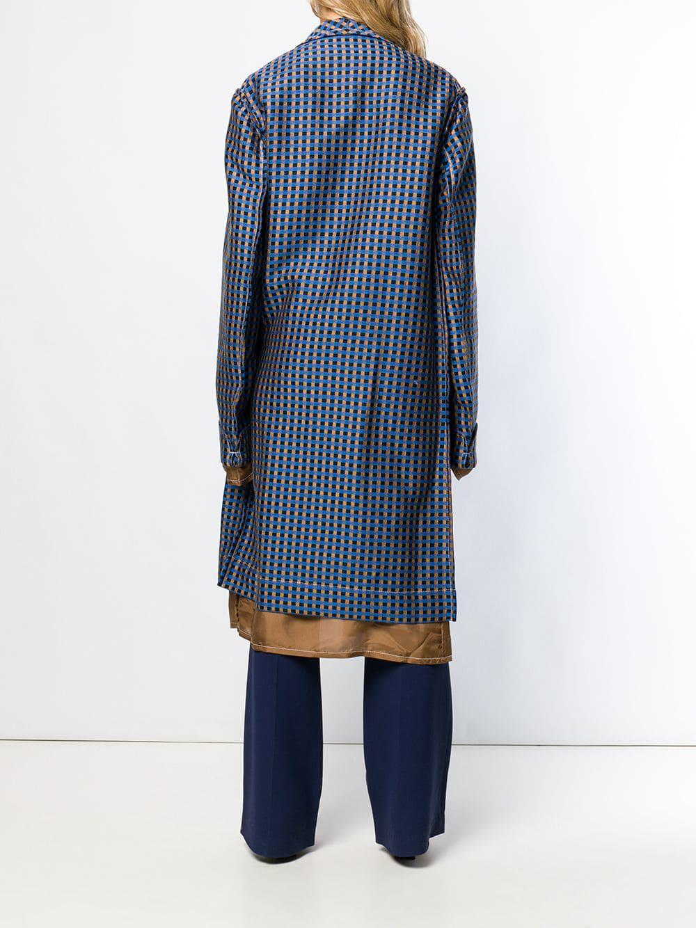 842aec6e16d4 marni-Blue-Single-breasted-Geometric-Coat.jpeg