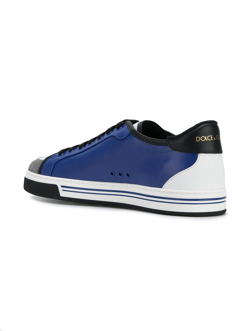 Roma sneakers - Blue Dolce & Gabbana LHjrt