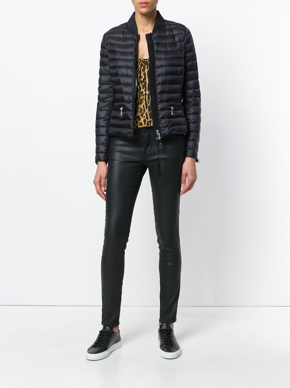 Moncler | Black Blen Padded Jacket | Lyst. View Fullscreen