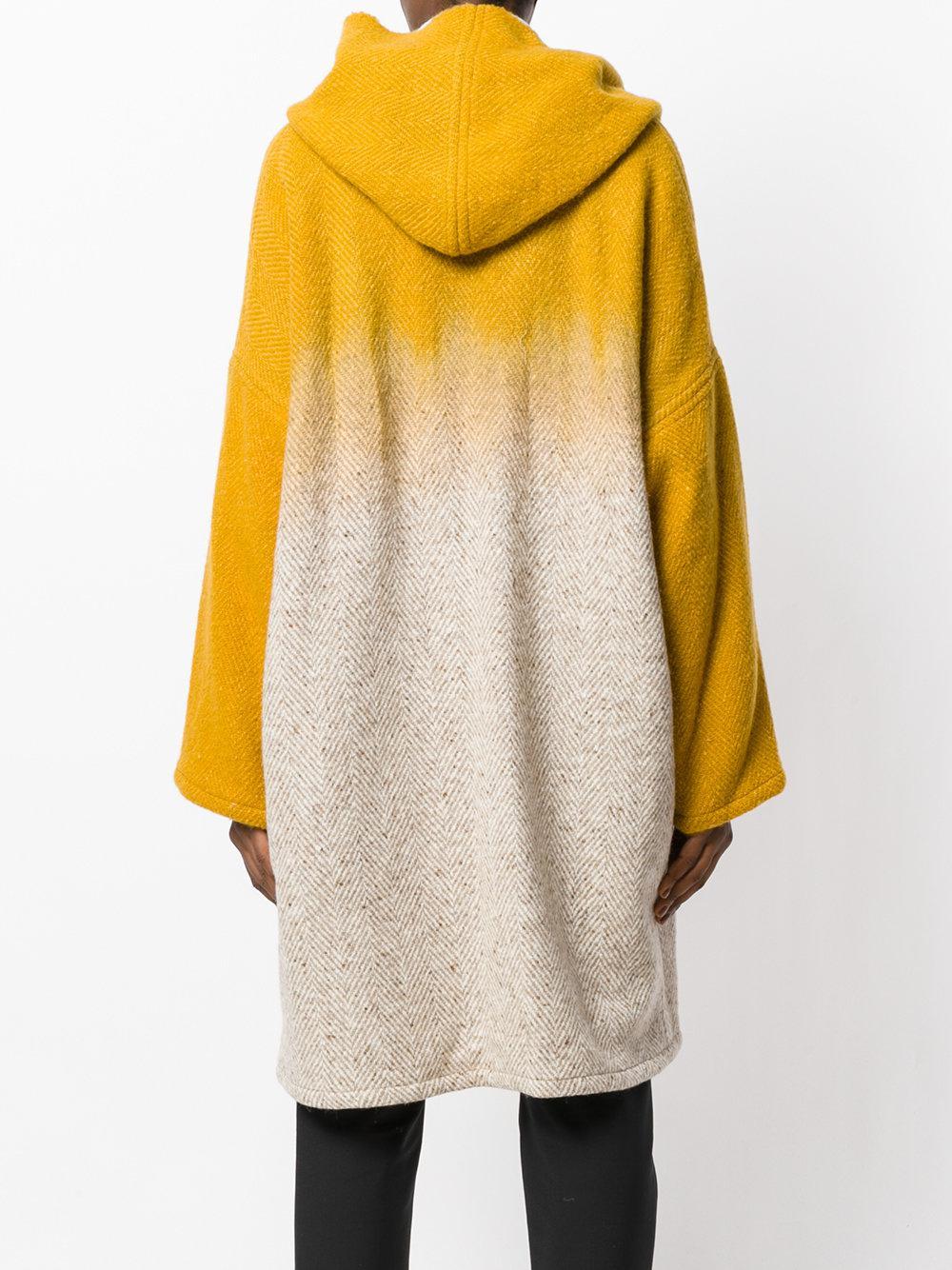 Dusan ombré oversized coat Sale Low Price tQsdo2a