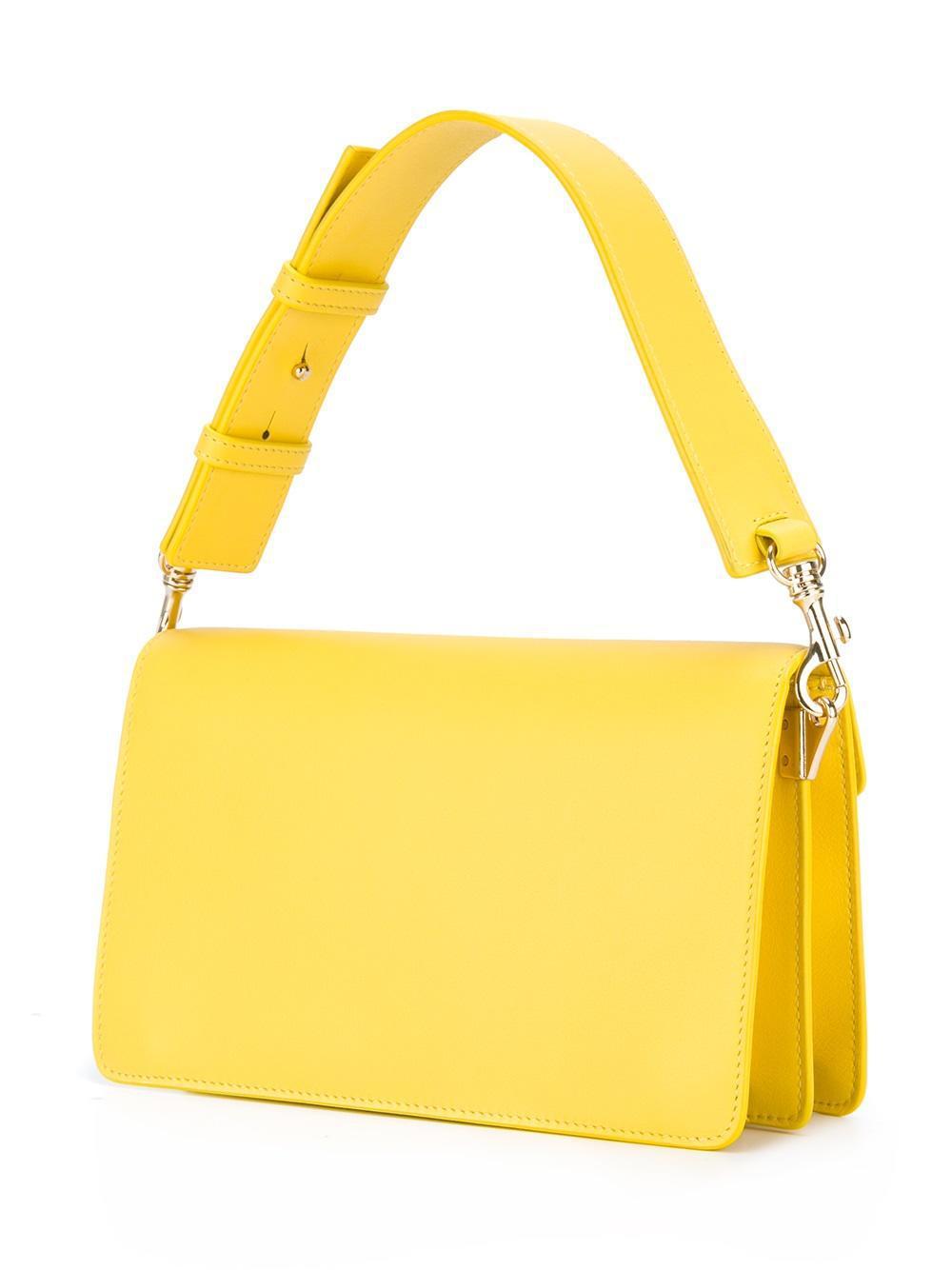 logo shoulder bag - Yellow & Orange J.W.Anderson W714lR