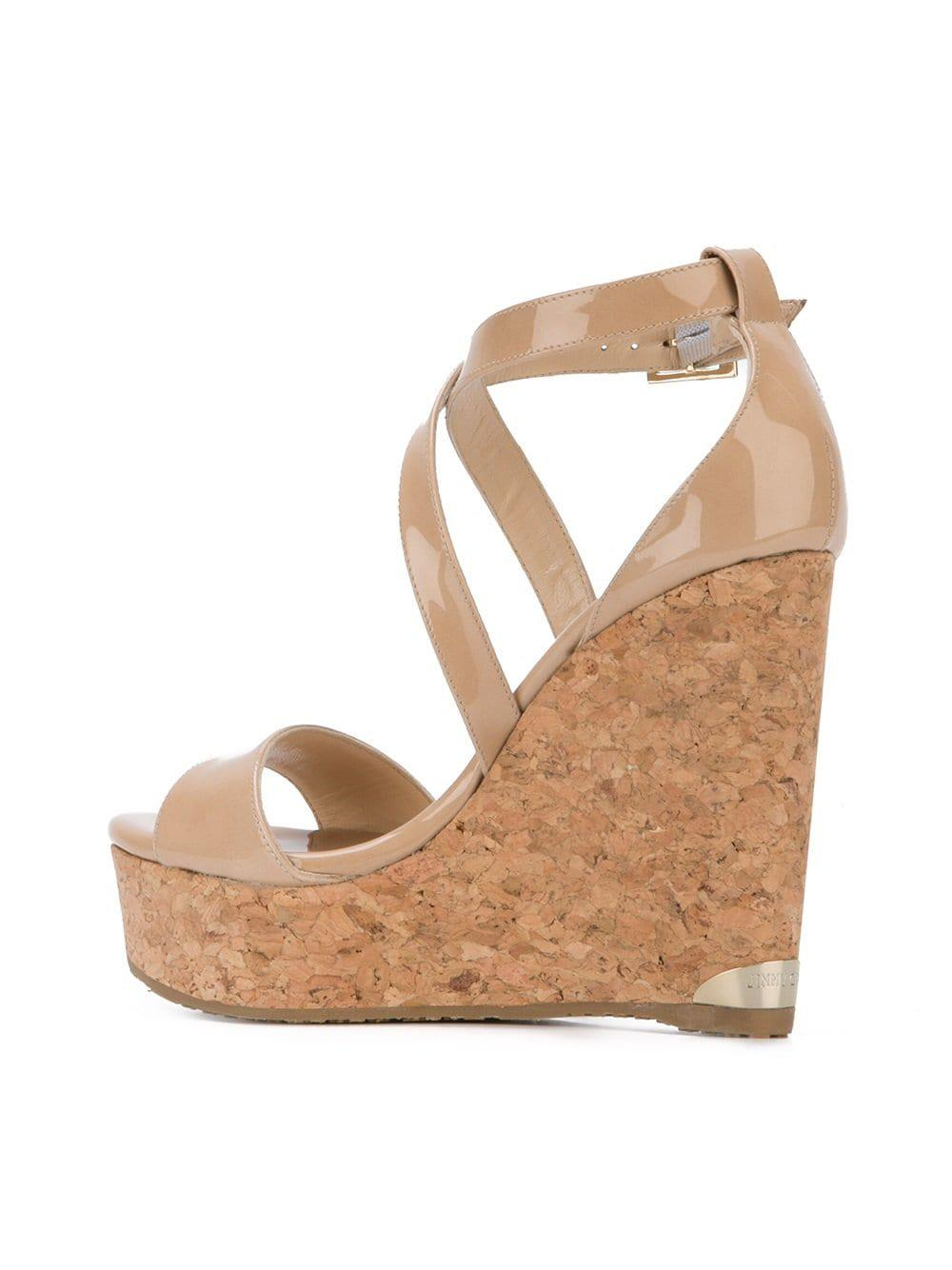 Choo Lyst Natural In 'nude' Sandals 0ow8nkpx Jimmy tQrdhs