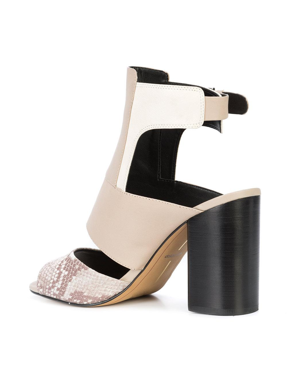 Romeo ankle strap sandals - Nude & Neutrals Dolce Vita 0k2KU