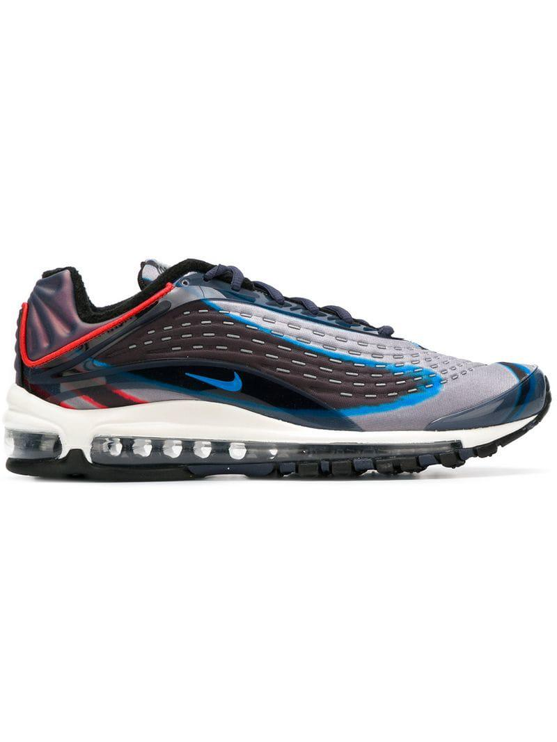 010d0dd458 Lyst - Nike Air Max Deluxe Sneakers in Gray for Men