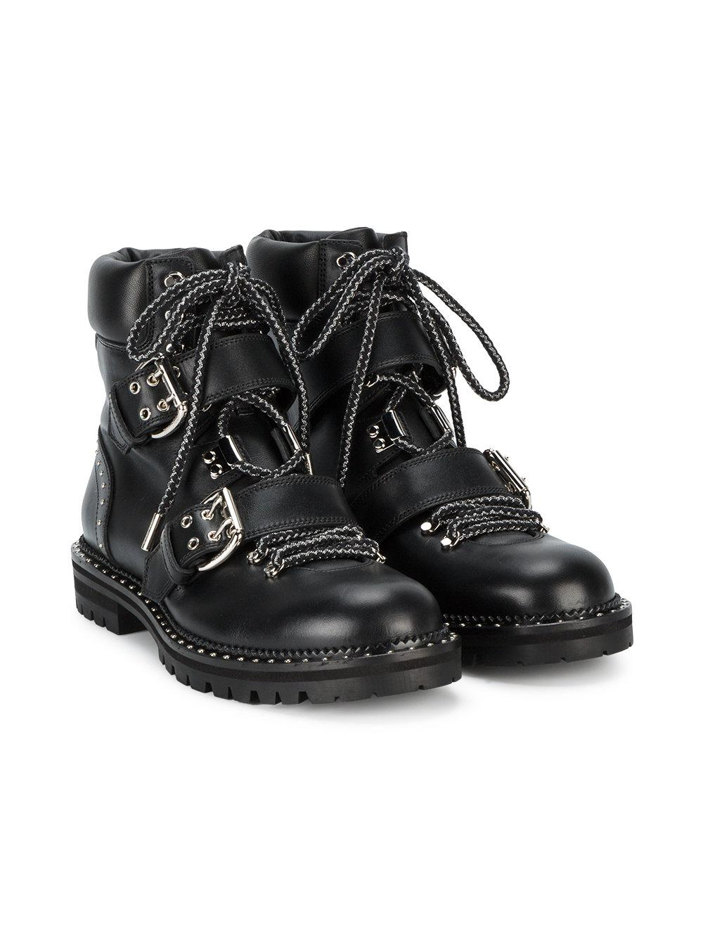 Jimmy chooBreeze Leather Biker Boots dlMzYv