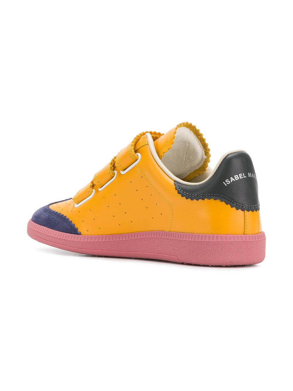 flat sole sneakers - Multicolour Isabel Marant VkbCC