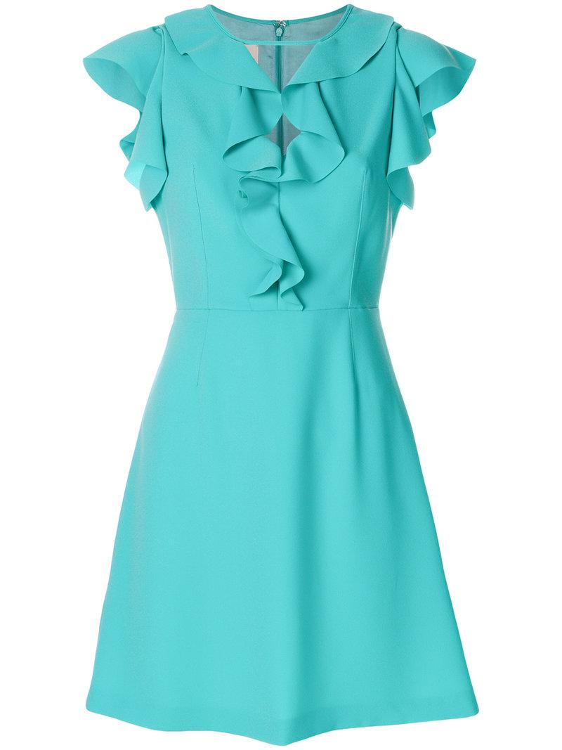 Sale Outlet Store Clearance Discounts Aquamarine Ibridare dress Pinko Perfect Cheap Price Sale Ebay Shopping Online Cheap Online H1Dv9ucMp