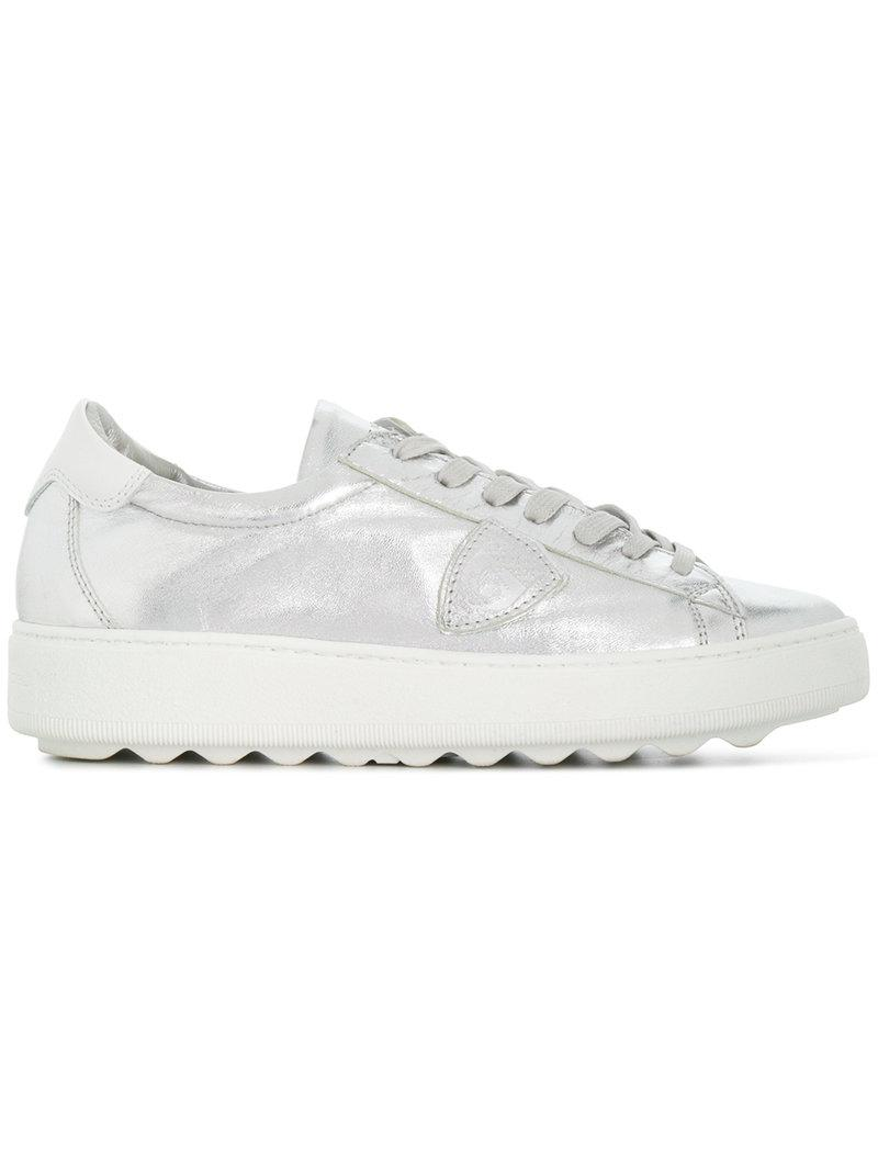 Madeline sneakers - Metallic Philippe Model lWezT9iUhA