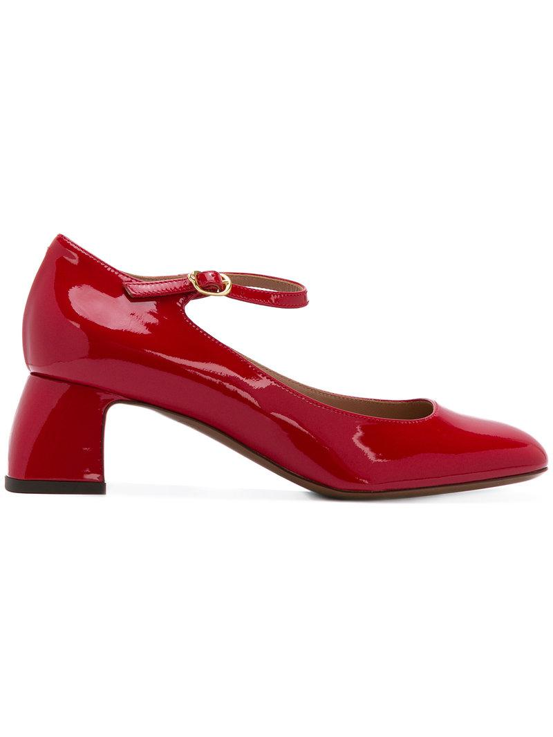 L Autre Chose Buckle detail pointed pumps TbkrGfze